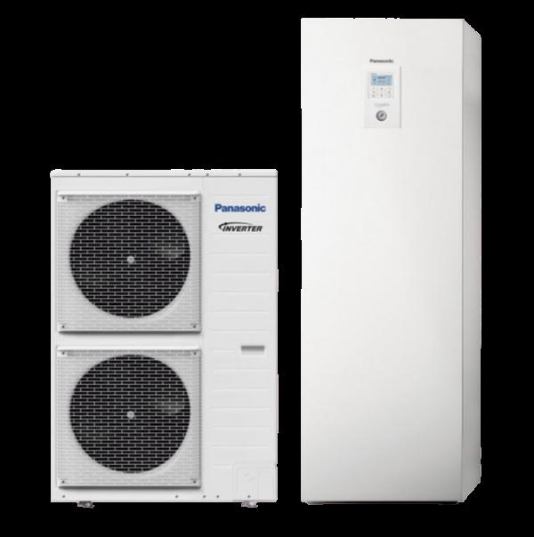 Pompa ciepła Panasonic Aquarea High Performance All-in-One