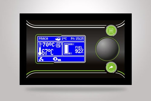Platinum ecomac 860p simple