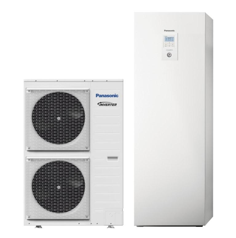 Pompy ciepła Panasonic seria Aquarea High Performance