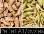 Pellet A1/owies