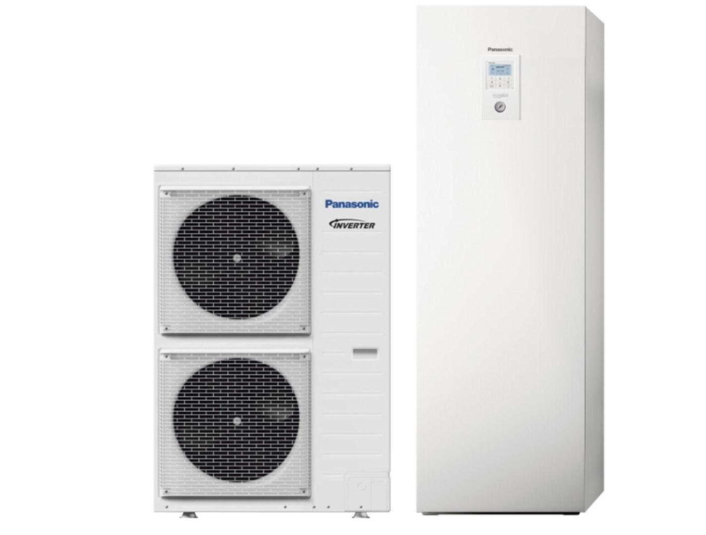 Pompy ciepła Panasonic generacji H
