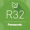 R32 - Panasonic