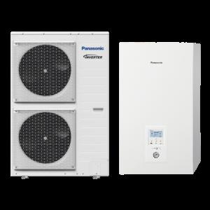 Panasonic Aquarea T-CAP Split - Pompy ciepła