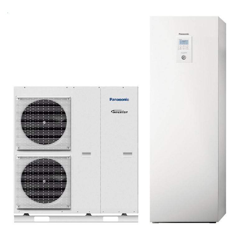 Pompy ciepła Panasonic seria Aquarea T-CAP
