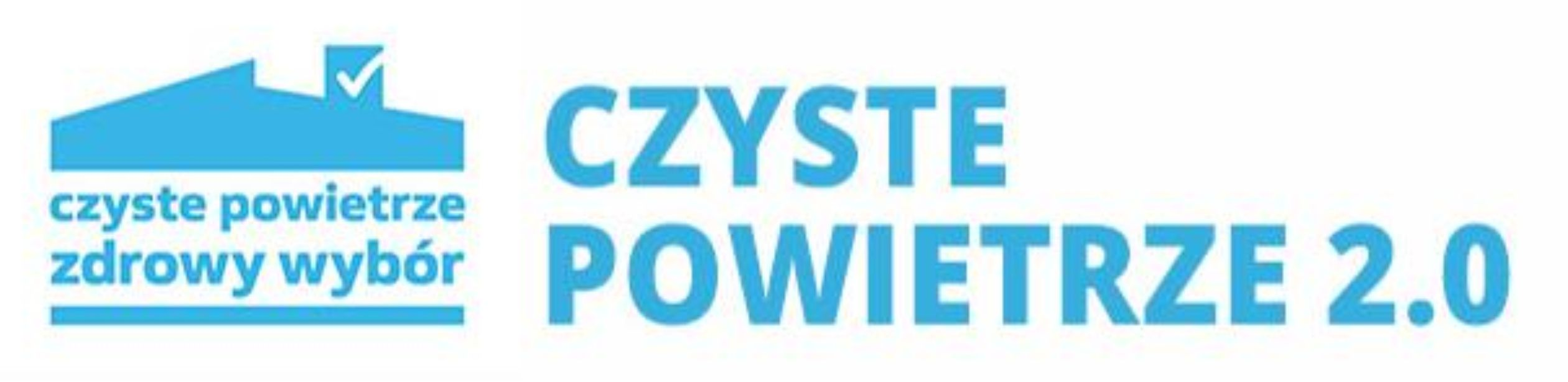 logo czyste powietrze 2.0